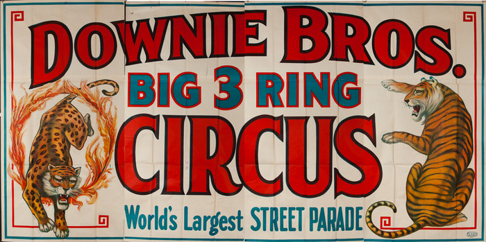 Ring brothers circus coupons